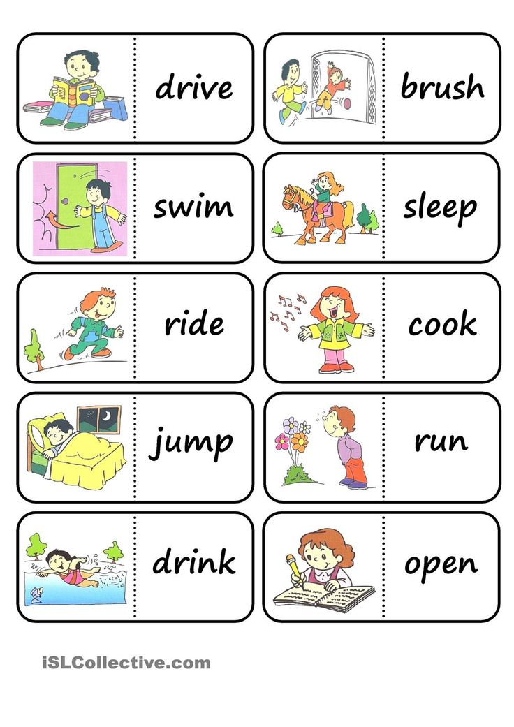 113 best images about English on Pinterest - action verbs