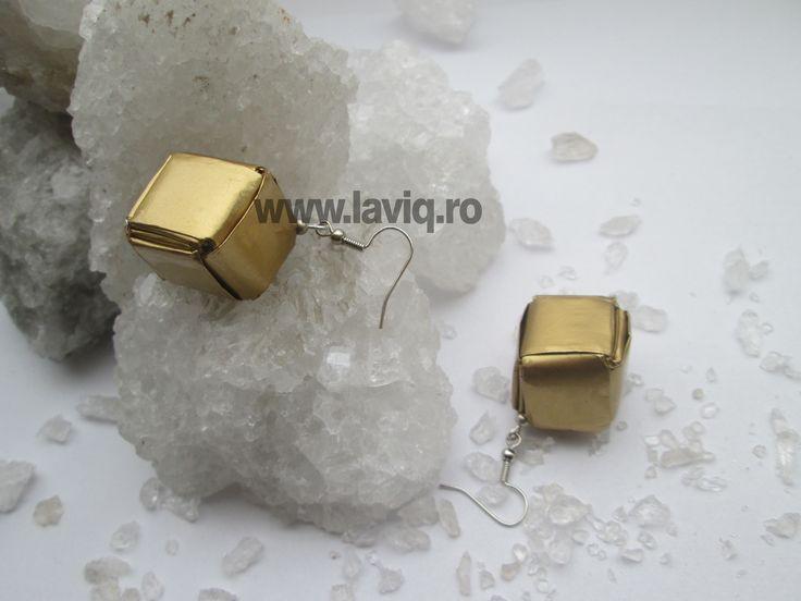 Cercei Eco cub Aurii