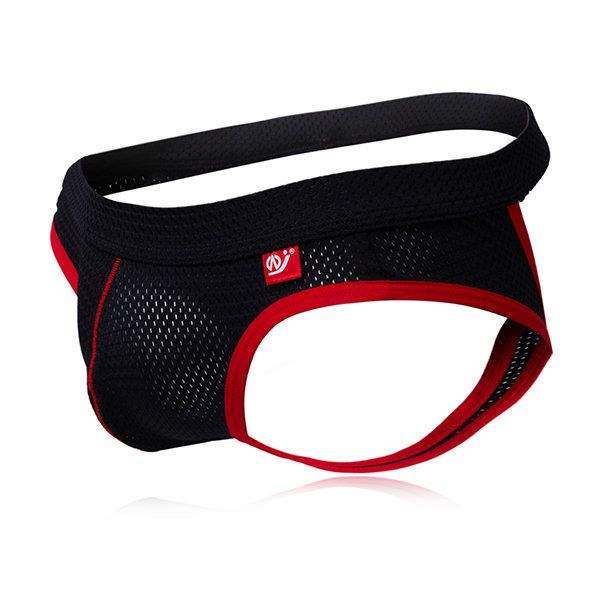 Men's Soft Breathable Briefs Thong Jockstrap Low Waist Enhance Pouch Underwear Online - NewChic