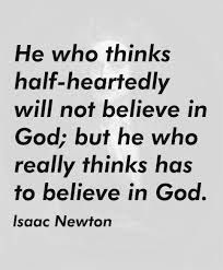 Love creationism! All the greatest scientist seem to understand that there has to be a God