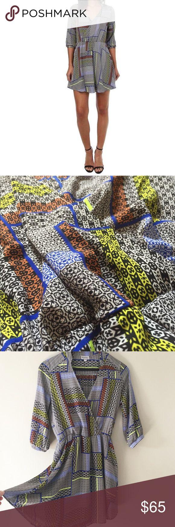 ✨JUST IN! NWOT Bridgitte Bailey Austen Dress Brigitte Bailey Austen Dress in Neon Multi ✨✨✨   💗Brand new, no tags  💗Size S 💗Reasonable offers welcome! Brigitte Bailey Dresses Mini