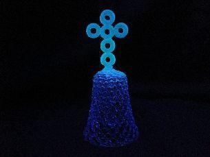 Хрустальный колокольчик Крест светоизлучающий - Хрустальные колокольчики <- Горный хрусталь <- Посуда <- VIP - Каталог | Универсальный интернет-магазин подарков и сувениров