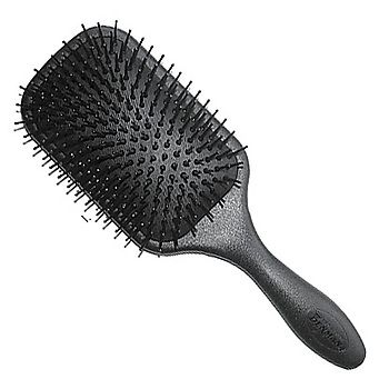 For detangling, smoothing and grooming all types of medium to very long hair, try the DENMAN Paddle Brush.