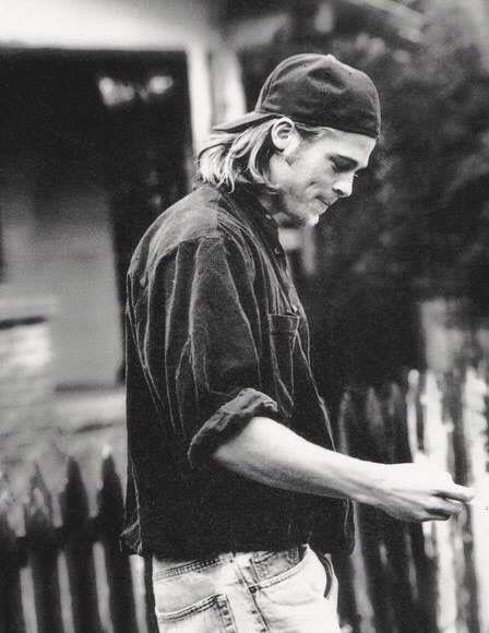 Brad Pitt | baseball cap