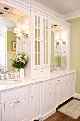 full remodel   traditional   bathroom   richmond   Buckeye Cabinet  amp  Supply Inc. 78  images about Bathroom Ideas on Pinterest   Marble vanity tops