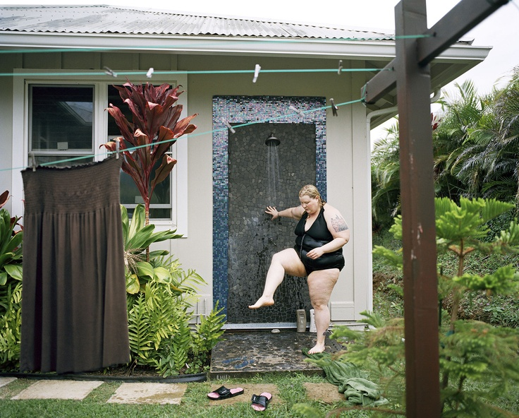 Jen Davis Photos: Self-Portraits Spotlight Plus Size Body Image