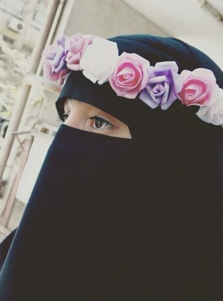 the Beauty of Hijab (+Niqab) ::::☝️ﷺ♔❥♡ ♤✤❦♡ ✿⊱╮☼ ☾ PINTEREST.COM christiancross ☀ قطـﮧ ⁂ ⦿ ⥾ ❤❥◐ •♥•*⦿[†] :::: +++ أبو ورده )الشبشب