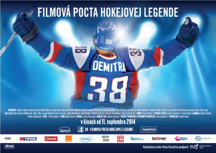 38 - filmová pocta hokejovej legende | Aktuality | NAY Elektrodom - Nay.sk