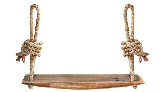 carved oak tree swing: Handmade Carvings, Oak Ropes, Ropes Swings, Gardens, Trees Swings, Kaufmann Mercantil, Carvings Oak, Oak Trees, Products