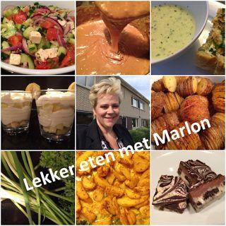 Lekker eten met Marlon: Zelf kruidenmixen maken -> Ranch kruidenmix