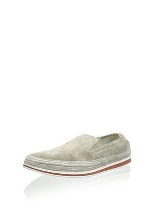 21% OFF Prada Men's Casual Slip-On (Light Grey)