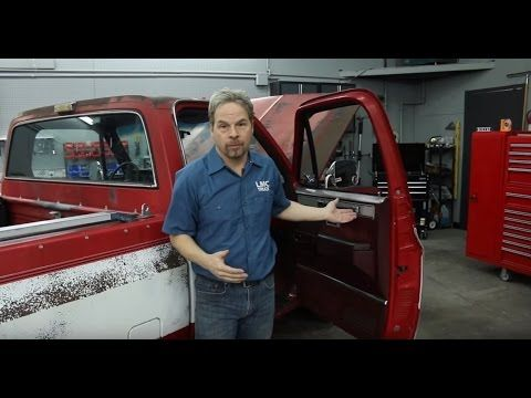 (418) How to Rebuild Internal Door Components for 1981-1987 GM Trucks - Kevin Tetz with LMC Truck - YouTube