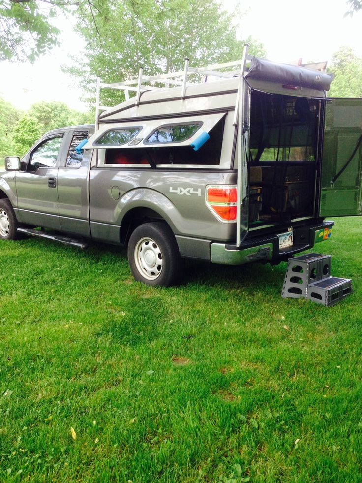 Pin By Robin Maley On Homemade Truck Camper Canopy