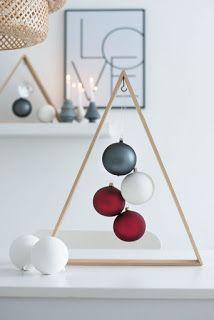 Deliciously at Home - Família - Maternidade - Decoração - Lifestyle: Ideias para Árvores de Natal