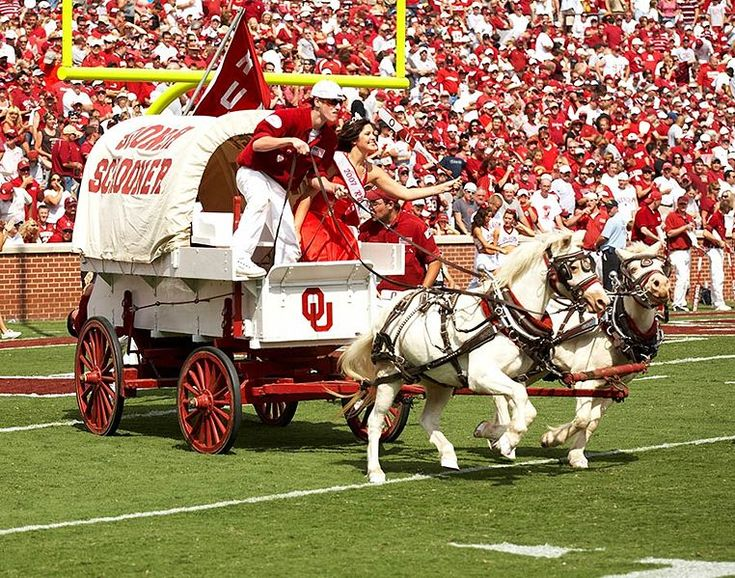 Sooners Football in Norman, OK