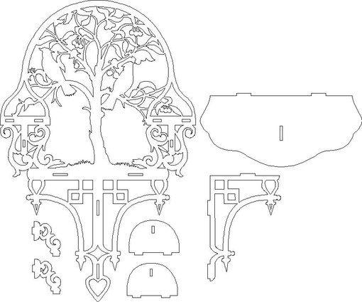 Художнє виилювання & Випалювання по дереву | VK