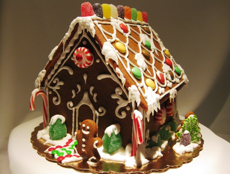 Make Your Own Gingerbread House Kits Fun Desserts