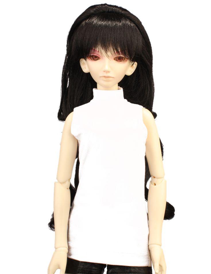 Wigs2dolls.com 人形・ドールウィッグ通販専門店 Doll Wig Online Store  W-684  トップの盛りでセレブ風!?巻き髪ロングスタイルです♪ カチューシャをしたらレトロな雰囲気にも大変身!  #Blythe #BJD #SD #SuperDofflie #Wig #Cosplay #Halloween #Fashion #Wedding #Hair #ヘア #ブライス