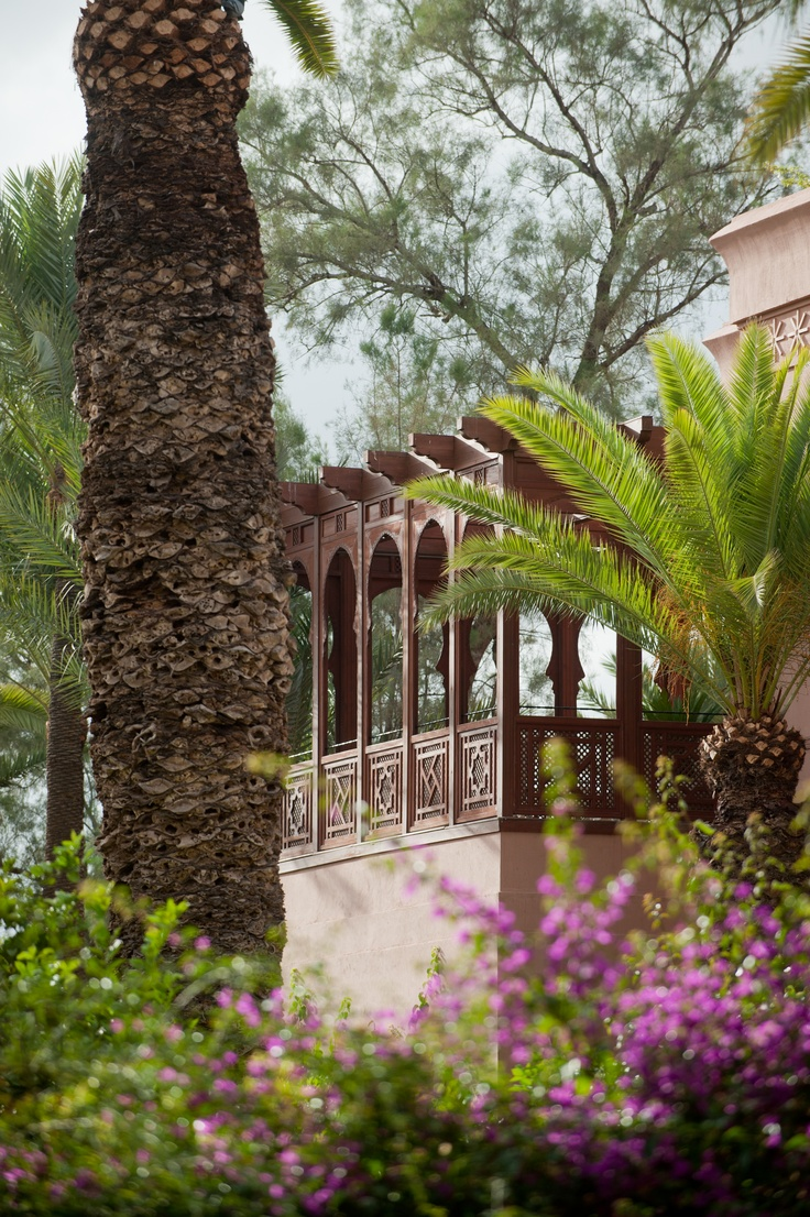 The #RoyalMansour medina is a #peace haven in the bustling city of #Marrakech.