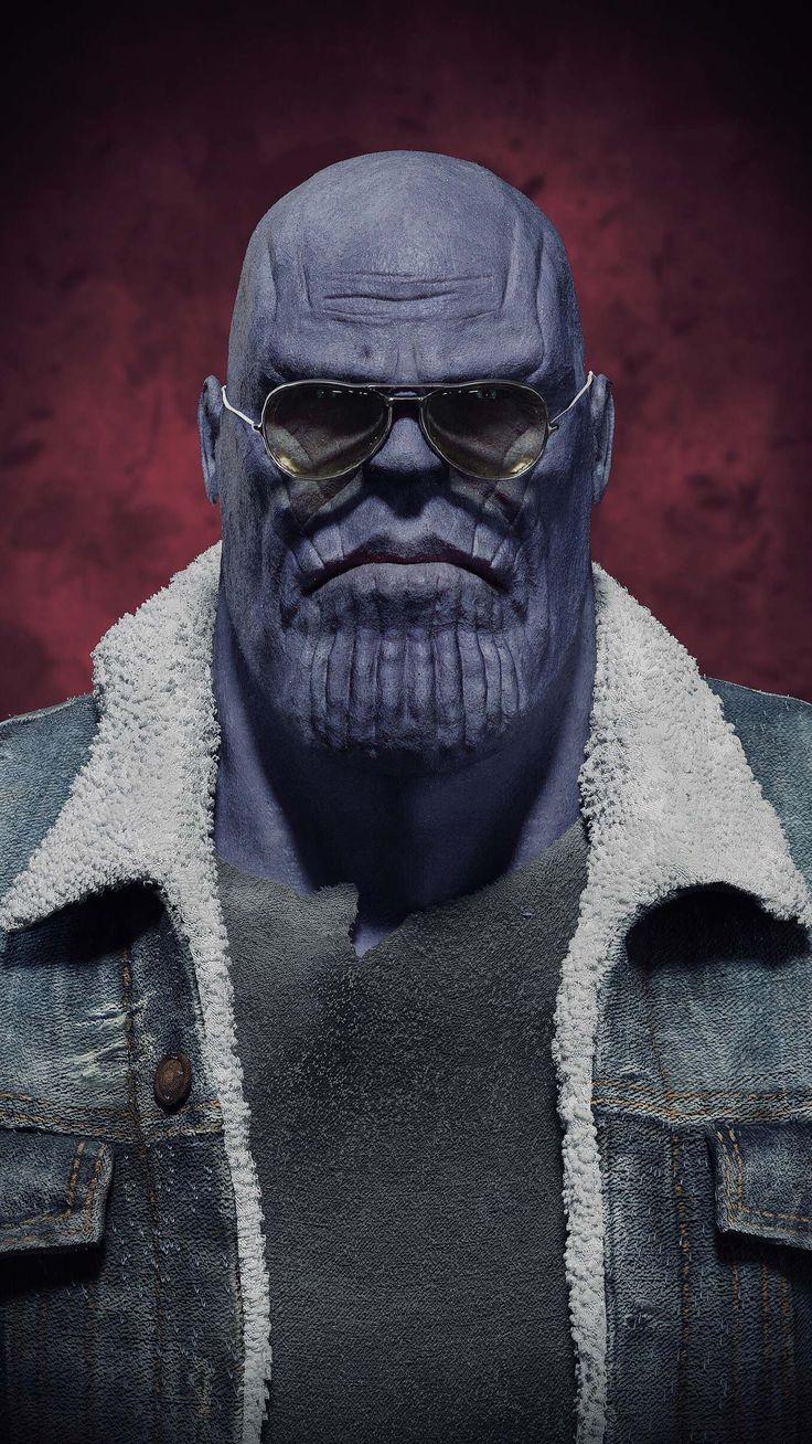 Thanos Fashion Iphone Wallpaper Marvel Wallpaper Thanos