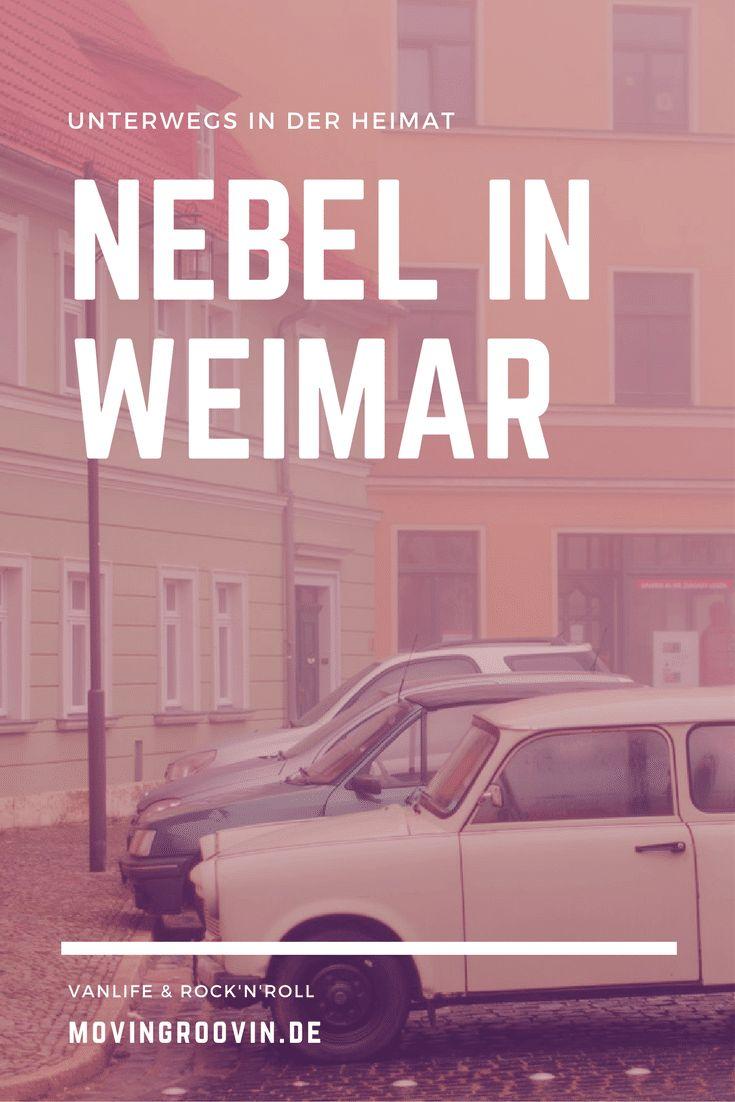 Urlaub in der Heimat: Zu Besuch im schönen Weimar, inklusive Walking Tour voller spannender Infos zur Stadtgeschichte.