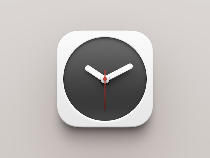Smartisan Clock by Paco for Smartisan