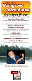 Dan Irby's Mangroveadventures Brochure