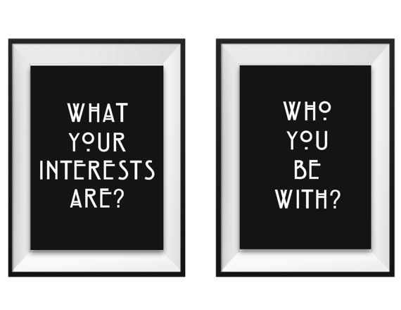So tell what your interests are? Who you be with? Charm your visitors, every single time. Whatever corner, shelf or wall that houses these