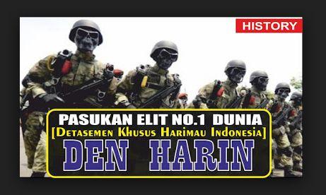 Detasemen Khusus Harimau Indonesia, Pasukan Elit Paling MISTERIUS di Indonesia - Satoe Indonesia