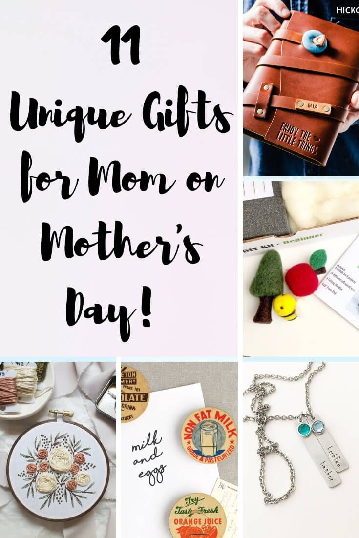 11 Unique Gifts For Mom On Mother S Day Unique Gifts For Mom