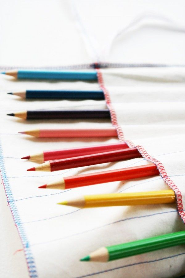 Ten Minute Pencil Roll – Tutorial