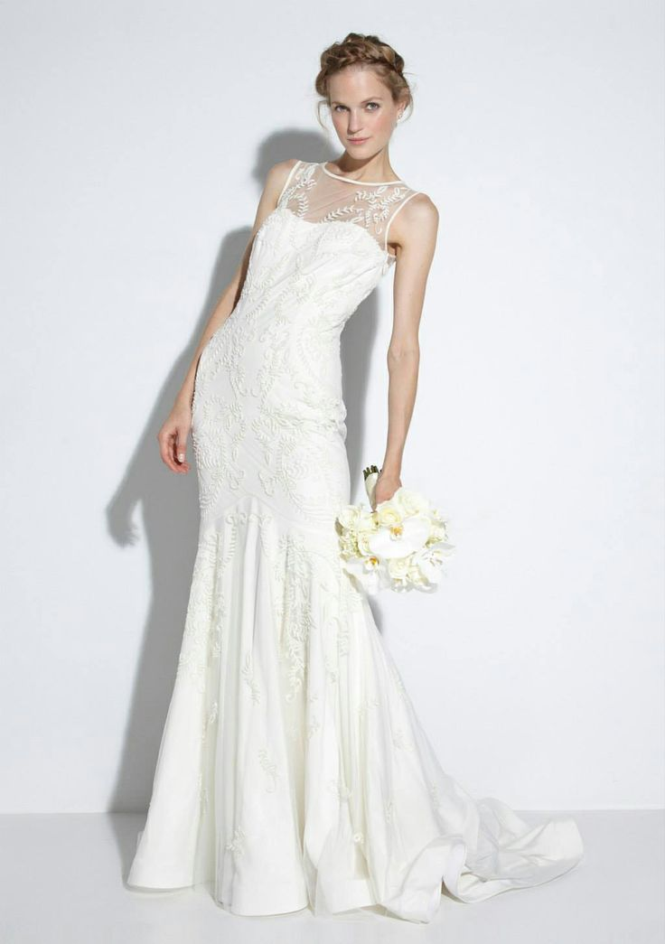 28 best images about bridal collection fall 2014 on for Nicole miller dresses wedding