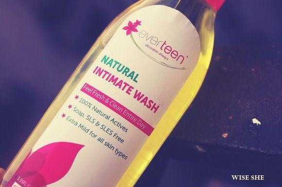 Natural Intimate Wash India – Everteen Natural Intimate Wash