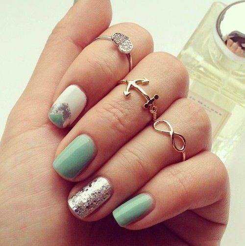 I like the rings