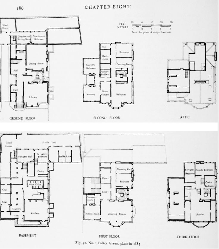 Kensington palace floor plan images for Palace floor plans