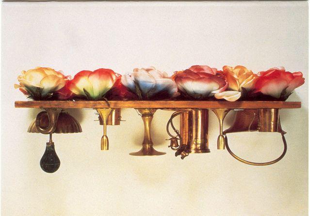 Seta Manoukian, F & H Series Practical Use of Desire, 1991