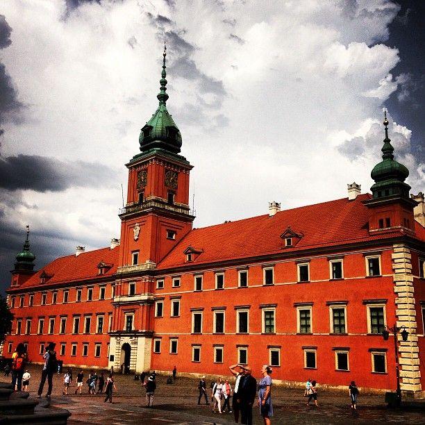 Warszawa en Województwo mazowieckie