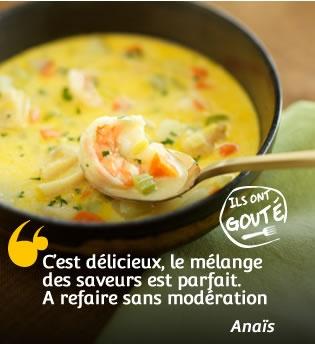 Crevettes à la créole _ http://www.cuisineaz.com/dossiers/cuisine/soupes-cuisine-du-monde-13782.aspx