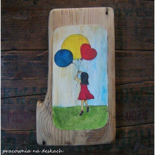 baloniki - pracownia na deskach