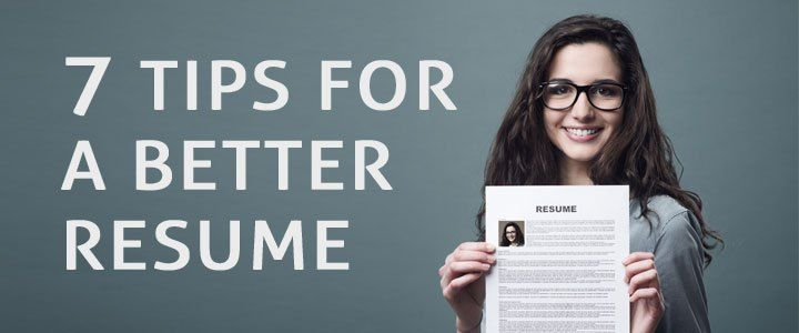 7 Tips to craft a better and compelling resume
