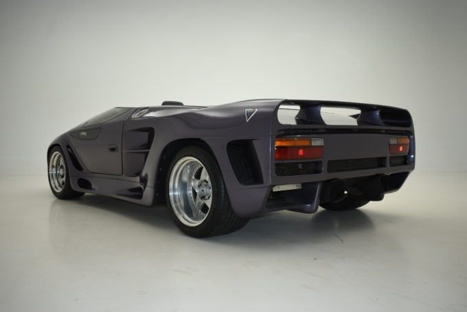 Vector Avtech Wx3 Prototypes Valued At 3 5m For Sale For First Time Sports Cars For Sale Sports Car Sport Poster Design