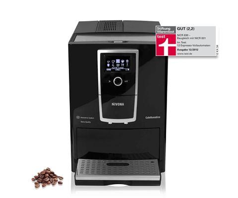 Nivona Cafe Romatica NICR 830, Die Welt des Kaffees – Mit der NICR 830 nur einen Tastendruck entfernt
