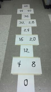 Miss B. Busy Bee: Multiplication Madness