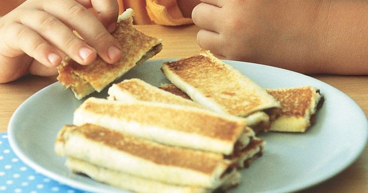 An everyday-easy sandwich perfect for lunch boxes and kids who love Vegemite.