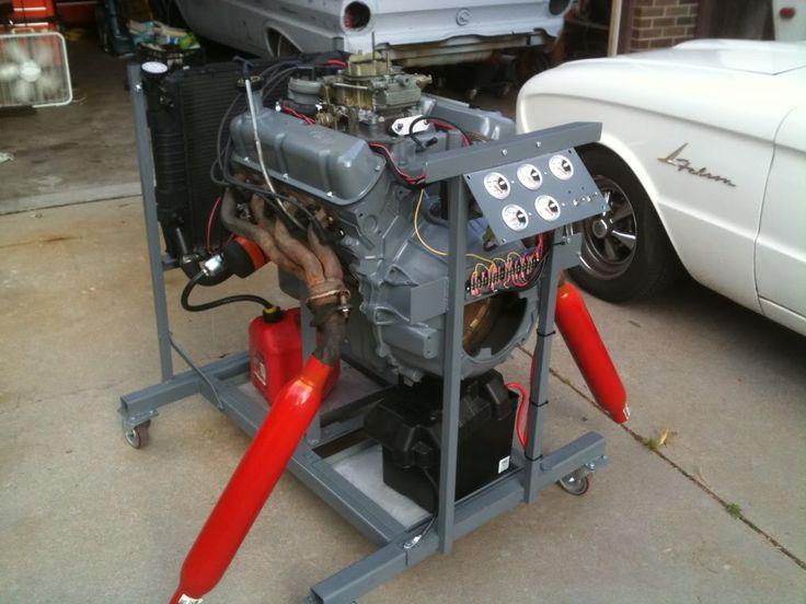 V8 Engine Wiring Diagram