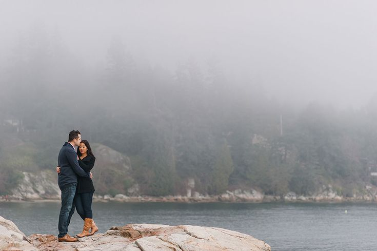 BC Engagement, shot by Barb for Tara McMullen Photography