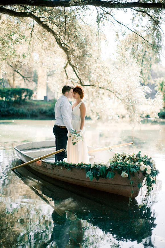 100 Beautiful Wedding Styled Shoot Ideas Beauty Of Wedding Lake Wedding Fun Wedding Photography Boat Wedding