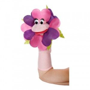 Flower Sock Puppet Kit                                                                                                                                                                                 More
