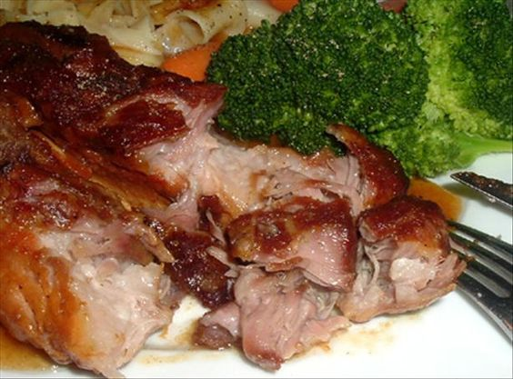 Crock Pot Maple Country Ribs from Food.com: A great way to cook ribs!
