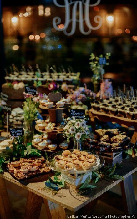 b6a94ac18 Organización para el banquete: las 9 cosas que no deben descuidar |  Banquete de boda | Mesa de dulces boda, Banquete de boda y Mesa de dulces
